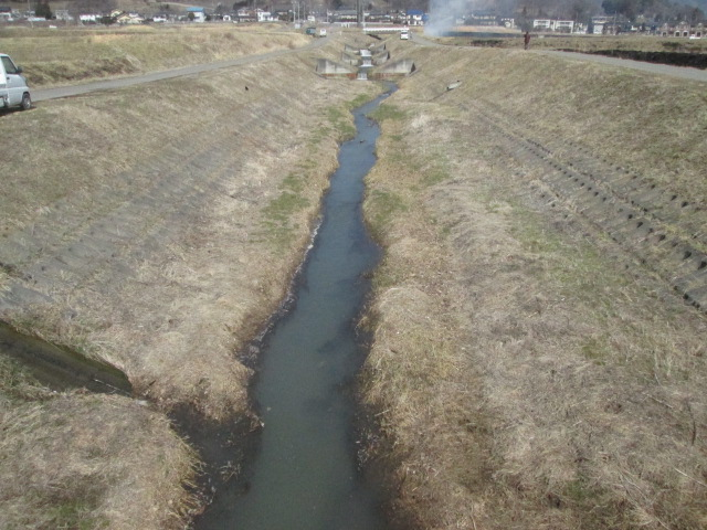 河床整理行いました!